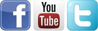 Opzione Zero su Facebook, Twitter e Youtube